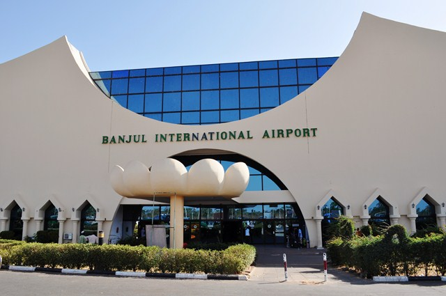 Banjul International airport